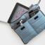 กระเป๋าใส่ไอแพด หรือแท็บเล็ต ผลิตจากโพลีเอสเตอร์เนื้อละเอียด บุด้วยใยสังเคราะห์เนื้อนุ่ม พกพาสะดวก ป้องกันรอยขีดข่วนได้ดีมาก thumbnail 1