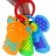 ของเล่นพวงกุญแจพลาสติกกัดเล่น Garanimals Click Clack Keys thumbnail 2