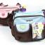 กระเป๋าใส่ของใช้เด็ก Carter's สะพายใบเล็ก ปักลายหัวใจ thumbnail 2