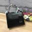 กระเป๋า Infinity Mini Croc City Bag Black ราคา 890 บาท Free Ems thumbnail 4