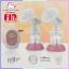 ปั๊มนมไฟฟ้า คู่ farlin thumbnail 1