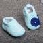รองเท้าหัดเดินเด็กอ่อน ปลาวาฬสีน้ำเงิน วัย 0-18 เดือน thumbnail 3