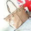MANGO SAFFIANO EFFECT SHOPPER BAG กระเป๋า ใบใหญ่ หนังลาย saffiano ทรง shopper ขนาดกำลังดี thumbnail 8