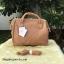กระเป๋าเป้ ANELLO 2 WAY PU LEATHER BOSTON BAG (Regular)----- Pink thumbnail 3