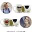 แก้วน้ำเปลี่ยนรูป Mr & Mrs <พร้อมส่ง> thumbnail 3