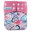 กางเกงผ้าอ้อมซักได้ ชาโคลใยไผ่ Nana Baby Bamboo Charcoal Diaper thumbnail 18