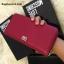 กระเป๋าสตางค์ใบยาว MOSCHINO Long Wallet 2017 สีแดง ราคา Promotion 1,290 บาท Free Ems พร้อมกล่องแบรนด์ thumbnail 3