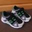 รองเท้าคัชชูเด็กเล็ก Sport สลับสีเขียวขาวดำ (เท้ายาว 12-14 ซม.) thumbnail 9