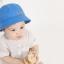 หมวกเด็กปีกกว้าง หมวกซันเดย์ ลายสับปะรด (มี 2 สี) thumbnail 7