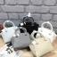 กระเป๋าถือสะพาย อยู่ทรงสวย ขนาดกำลังดี สีเทา CHARLES & KEITH CITY BAG CK2-50780253 thumbnail 5