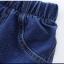 กางเกงยีนส์เด็กขาเดฟ เดนิมยืด ซิปหลอก ใส่สบาย วัย 6-8 ปี thumbnail 6
