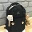 กระเป๋า Anello rucksack nylon day pack back 2017 สีกรม ราคา 1,290 บาท Free Ems thumbnail 3