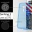 เคส Zenfone 3 (ZE552KL) 5.5 นิ้ว เคสนิ่ม Super Slim TPU บางพิเศษ จุด Pixel ขนาดเล็กป้องกันเคสติดตัวเครื่อง (ครอบคลุมกล้องยิ่งขึ้น) สีน้ำเงินใส thumbnail 1