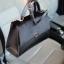 กระเป๋า Charles & Keith PUSHLOCK HANDBAG Black สวย หรู คุ้มเกินราคาคะ ตัวกระเป๋า เป็นหนัง ติดขน fur thumbnail 6