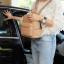 กระเป๋า KEEP Leather Chic Backpack Nude Pink ราคา 1,890 บาท Free Ems #ใบนี้หนังแท้100% thumbnail 9