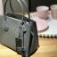 กระเป๋า Amory Leather Mini Candy Leather Bag หนังชามัวร์ สีเทา thumbnail 1