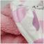 BK049••ผ้าห่มเด็ก•• / ตุ๊กตาหิมะ-เทา (ลายปัก) thumbnail 9