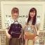 กระเป๋า Anello emporium dark brown( Limited edition หนัง+ผ้า) ขนาดมินิ กำลังดี thumbnail 7