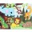 ของเล่นไม้ จิ๊กซอจับคู่สัตว์ป่า เสริมพัฒนาการ thumbnail 3