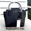 กระเป๋า Charle & Keith Guesseted Mini Tote Bag 2016 สีดำ ราคา 1,390 บาท Free Ems thumbnail 1