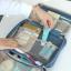 กระเป๋าใส่อุปกรณ์อาบน้ำ คุณภาพดี แขวนได้ สำหรับเดินทาง ท่องเที่ยว พกพาสะดวกมี 4 สี 4 ลายให้เลือก thumbnail 21