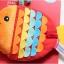 หนังสือผ้ารูปปลา SKK Baby รุ่น Ocean Pals Sea Activity Book เสริมพัฒนาการ thumbnail 6