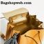 กระเป๋าเป้ Zara Backpack With Scarf สีเหลือง ราคา 1,290 บาท Free Ems thumbnail 7
