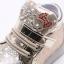 รองเท้าคัชชูเด็กหญิงตัวน้อย สีทองเมทัลลิค มีไฟ+เรืองแสง Size 21-25 thumbnail 4