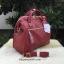 กระเป๋าเป้ ANELLO 2 WAY PU LEATHER BOSTON BAG (Regular)-----Red Wine thumbnail 3