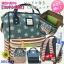 กระเป๋า Anello USA Classic CANVAS Rucksack (STD) วัสดุ CANVAS Fabric เนื้อหนานิ่มคุณภาพดี ออกเเบบลาย Limited สวยเก๋ไม่เหมือนใคร thumbnail 13