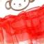 ชุดเดรสบอดี้สูทเด็กหญิง กระโปรงแดง สำหรับเด็กวัย 0-24 เดือน thumbnail 13