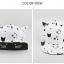 หมวกแก๊ป หมวกเด็กแบบมีปีกด้านหน้า ลาย CAT (มี 2 สี) thumbnail 15