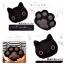หมอนอุ้งเท้าแมวดำ Kutusita Nyanko thumbnail 1