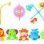 ชุดโมบายของเล่น ใส่ถ่านหมุนอัตโนมัติ พร้อมอุปกรณ์ติดเปลเด็ก thumbnail 3