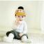 หมวกแก๊ป หมวกเด็กแบบมีปีกด้านหน้า ลาย COOL (มี 4 สี) thumbnail 14