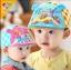 หมวกแก็ปเด็กเล็กมีหู ลายกระต่ายขับรถ สำหรับเด็ก 9 - 36 เดือน thumbnail 1