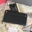 กระเป๋าสตางค์ใบยาว Charles & Keith Studded Front Pocket Wallet สีดำ ราคา 990 บาท Free Ems thumbnail 6