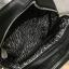 กระเป๋า Marc Newyork leather rucksack สีดำ ราคา 1,290 บาท Free ems thumbnail 6