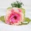 หมวกปีกเด็กหญิงลายจุด ติดดอกไม้ใหญ่ สำหรับเด็กวัย 2-5 ขวบ thumbnail 5