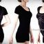 เสื้อกระชับสัดส่วน ลดความอ้วน ช่วยสลายและเผาผลาญไขมัน ผสมแร่เจอมาเนียม Taping Beauty thumbnail 2