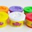 แป้งโดว์ เซต 10 กระปุกเล็ก Colour Dough Party Pack 10 Mini Can thumbnail 3