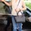กระเป๋า KEEP Infinite Office Bag แท้ สีดำลายหนังจรเข้ ราคา 1,590 บาท Free Ems #งานShop thumbnail 8