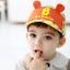 HT364••หมวกเด็ก•• / หมวกแก็ป Bubble (ปีกสีเหลือง) thumbnail 1