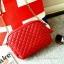 กระเป๋า Mango สะพายข้าง สุดเก๋ ดีไซน์สวย สีแดงสด ทรงครัชท์ จาก MANGO แท้ พร้อมส่ง Shoulder Bag Clucth thumbnail 3