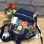 กระเป๋า Anello Cotton Backpack Flower Pattern ราคา 1,390 บาท Free Ems thumbnail 5