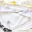 ผ้าซับน้ำลายสามเหลี่ยม ผ้ากันเปื้อนเด็ก [ผืนเล็ก] / XO thumbnail 4