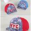 หมวกแก๊ป หมวกเด็กแบบมีปีกด้านหน้า ลาย NYC (มี 3 สี) thumbnail 9