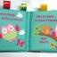 หนังสือนิทานผ้าภาษาอังกฤษ ชุดสัตว์น้อยแสนรัก JJOVCE thumbnail 13