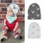 หมวกเด็กอ่อนเท่ๆ ลายกวาง สำหรับเด็กวัย 3-12 เดือน thumbnail 1