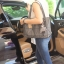 กระเป๋า David Jones ทรง Tote ตัวกระเป๋าเย็บติด ด้วยแผ่นอะคริลิค สุดหรู thumbnail 3